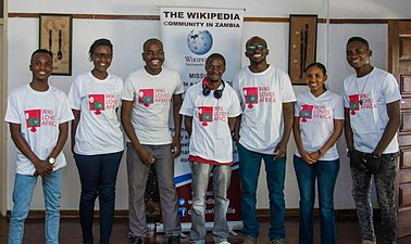 Wiki Loves Africa in Zambia Award Ceremony 2019 01.jpg