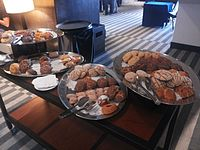 Wikimania 2015-Wednesday-Food at lunchtime (1).jpg