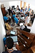 Wikimania 2016 - Historical Maps workshop - 06.jpg