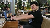 Wikimedia Hackathon 2017 IMG 5063 (34423297410).jpg