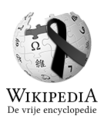 Wikipedia-logo-v2-nl with black ribbon.png