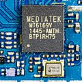 Wiko Rainbow 4G - main printed circuit board - Mediatek MT6169V-8624.jpg