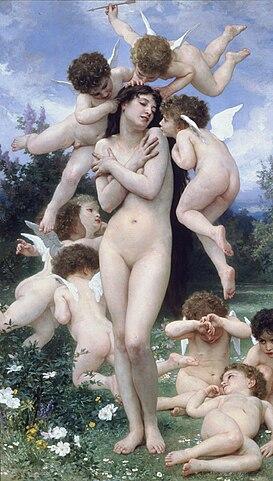 Возвращение весны. 1886, Музей искусств Джослина, Омаха