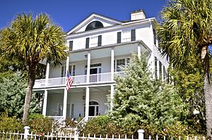 National Register of Historic Places listings in Beaufort County, South Carolina - Image: William Barnwell House