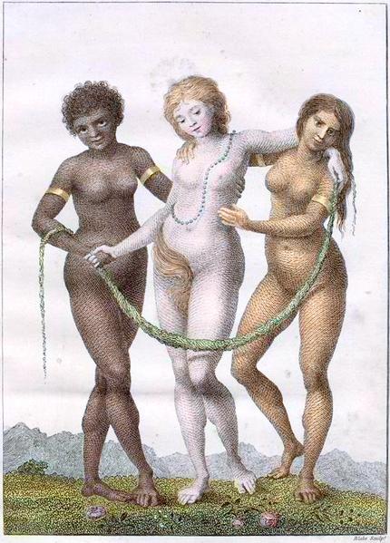 威廉 布莱克William Blake (1757–1827)作品集1 - 刘懿工作室 - 刘懿工作室 YI LIU STUDIO