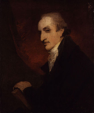 John George Woodford - William Douglas, 4th Duke of Queensberry, who befriended Woodford