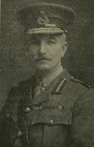 William Marshall (British Army officer) - Lieutenant General Sir William Marshall
