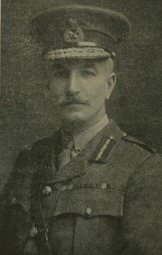 William Marshall (British Army officer) - Lieutenant General Sir William Marshall