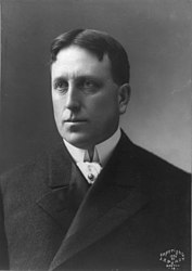 William Randolph Hearst roku 1906