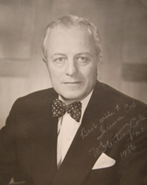 W. Sterling Cole - Image: William Sterling Cole C000617