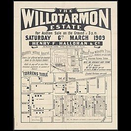 Map Of Artarmon Nsw 2064 Whereis 174