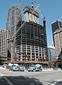 Wilshire Grand Center under construction.jpg