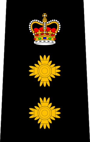 Winnipeg Police Service - Image: Winnipeg Police Deputy Chief