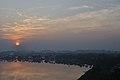 Winter Solstice Sunset - Kolkata 2011-12-22 7705.JPG