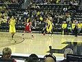 Wisconsin vs. Michigan women's basketball 2013 19 (first half action).jpg