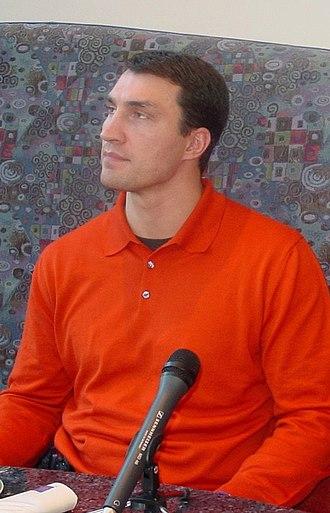 Wladimir Klitschko - Klitschko in 2004