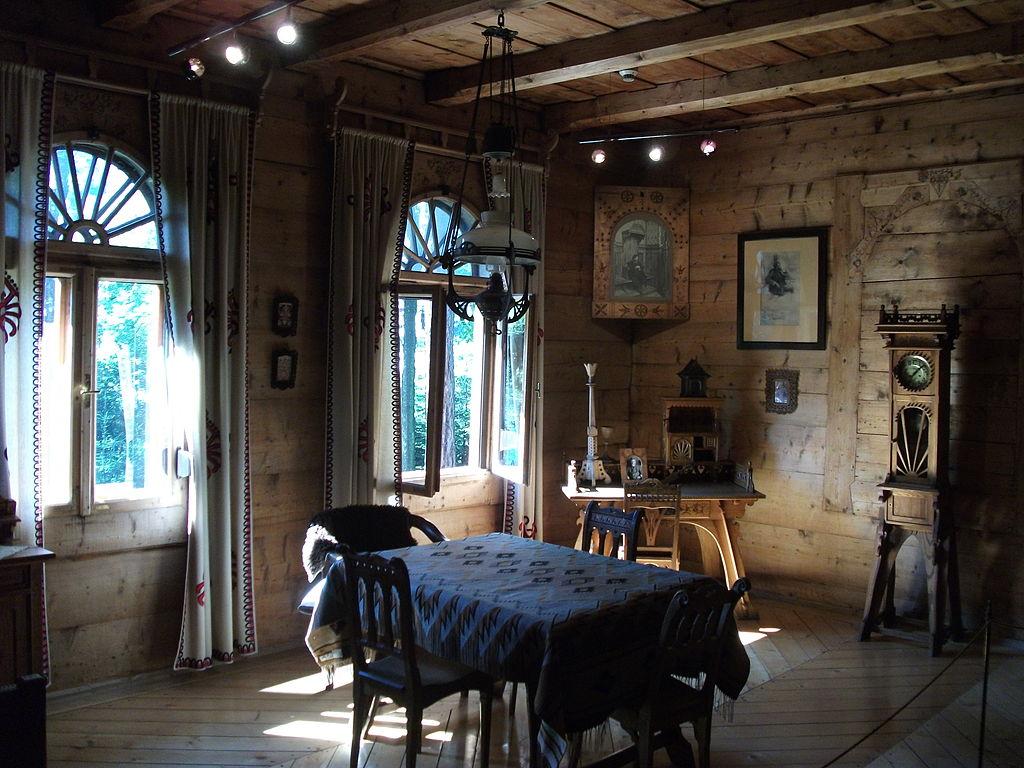 zakopane montagne et architecture en bois dans les carpates pologne vanupied. Black Bedroom Furniture Sets. Home Design Ideas