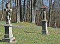 Wołowiec, cerkiew Opieki Matki Bożej, przycerkiewny cmentarz (HB16).jpg