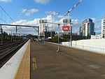 Wolli Creek platforms 3 & 4 south end June 2017.jpg