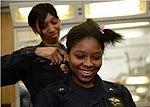Women at Sea open salon for Sailors and Marines aboard MKI 141025-N-UK333-003.jpg
