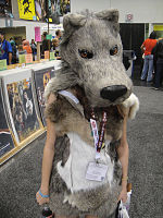 File:WonderCon 2012 - Spirit Wolf (7019139937).jpg