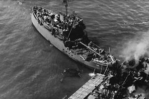 USCGC Woodbine (WLB-289) - USCGC Woodbine (WAGL-289)