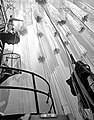 Worker Hanging Parachutes, Pepperell Manufacturing Company (11326924995).jpg