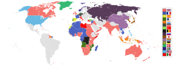 Expliquer la domination britannique