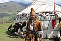 World Nomad Games athlete and falcon (29917694421).jpg