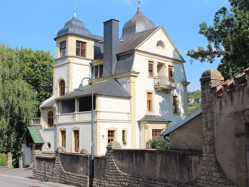 Haus op Nummer 178, rue Principale. Zënter dem 28. November 2008 als nationaalt Monument klasséiert.