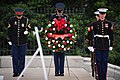 Wreath Laying, Tomb of the Unknown (25704452585).jpg