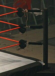 Wrestling ring - Wikipedia