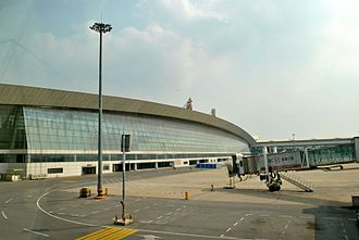 Huangpi District - Wuhan Tianhe Airport