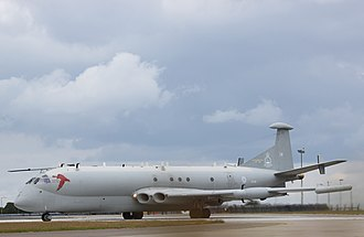 1995 Royal Air Force Nimrod R1 ditching - Image: XV249 Nimrod R1 (5812678824)