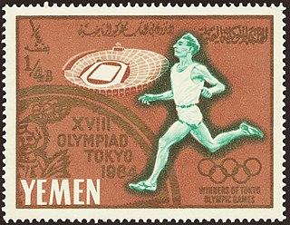 Athletics at the 1964 Summer Olympics – Mens 400 metres hurdles Olympic athletics event