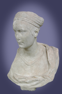 Avidia Plautia noble Roman woman