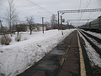 Yaganovo Station (side platform).JPG
