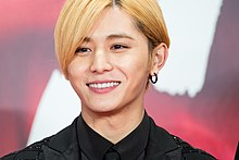 "Yamada Ryosuke from ""FULLMETAL ALCHEMIST"" at Opening Ceremony of the Tokyo International Film Festival 2017 (25332297217).jpg"