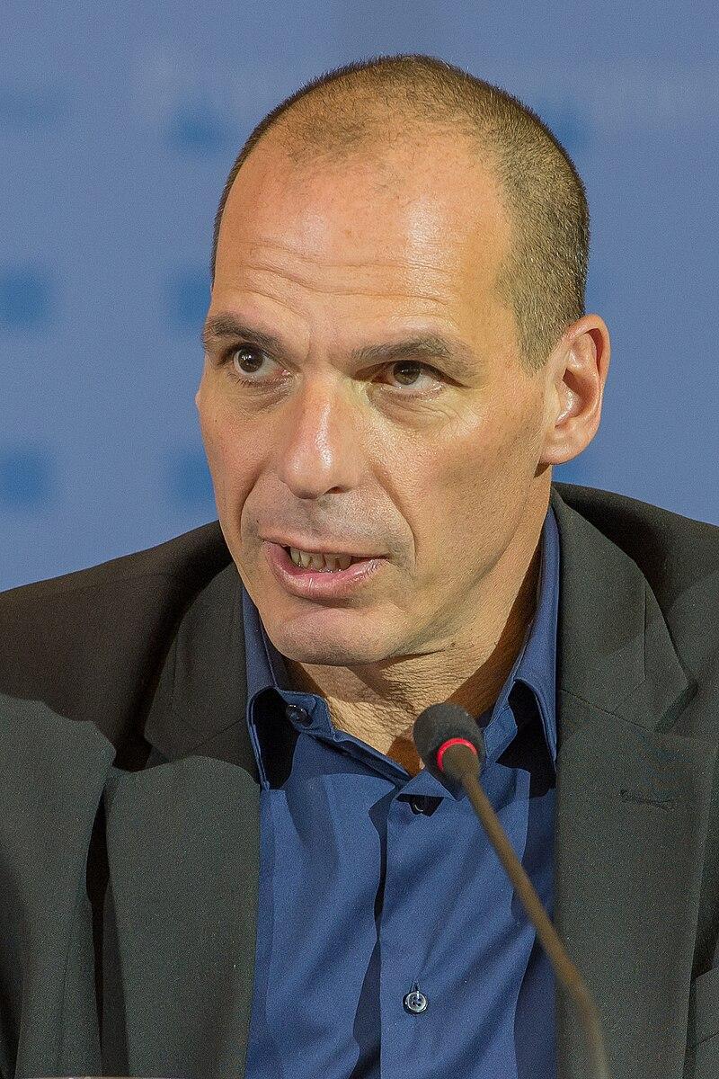 Yanis Varoufakis zur Schuldenkrise