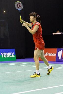 Yonex IFB 2013 - Quarterfinal - Eriko Hirose vs Tai Tzu-ying 08