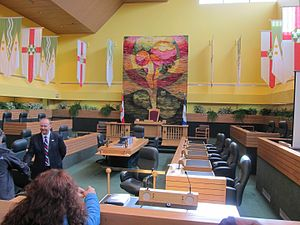 Yukon Legislative Assembly - Image: Yukon Legislative Assembly