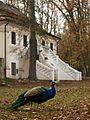 Zámek Blatná - zahradní pavilon - panoramio.jpg
