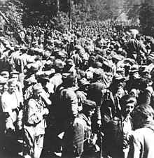 Ndh Pows At Bleiburg On  After The Surrender