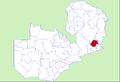 Zambia Mambwe District.png