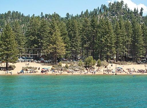 Zephyr Cove, Lake Tahoe