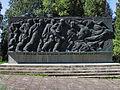 Zilina Berak Relief na vojenskom cintoríne.jpg