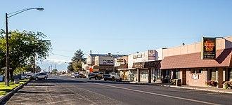 Zillah, Washington - First Avenue