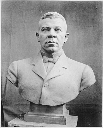 """Booker T Washington"" - NARA - 559045"