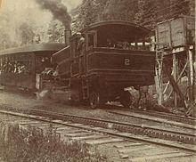 Manitou and Pike's Peak Railway - Wikipedia