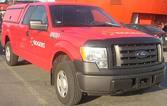 Rogers Cable - 2009 Ford F-150 from Rogers Cable